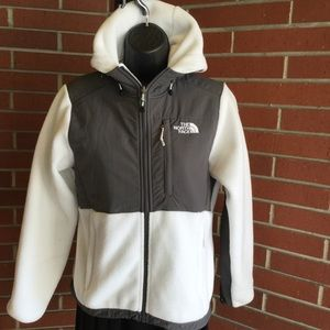 The North Face Winter Jacket Hoodie  XS